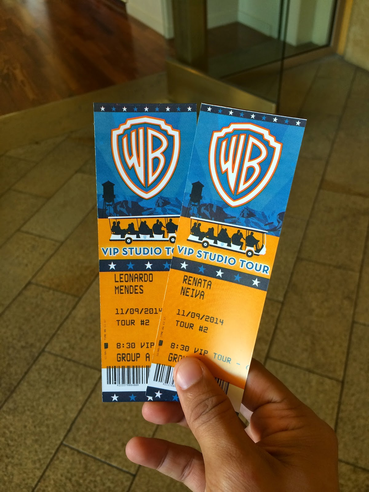 warner bros studio tickets - los angeles