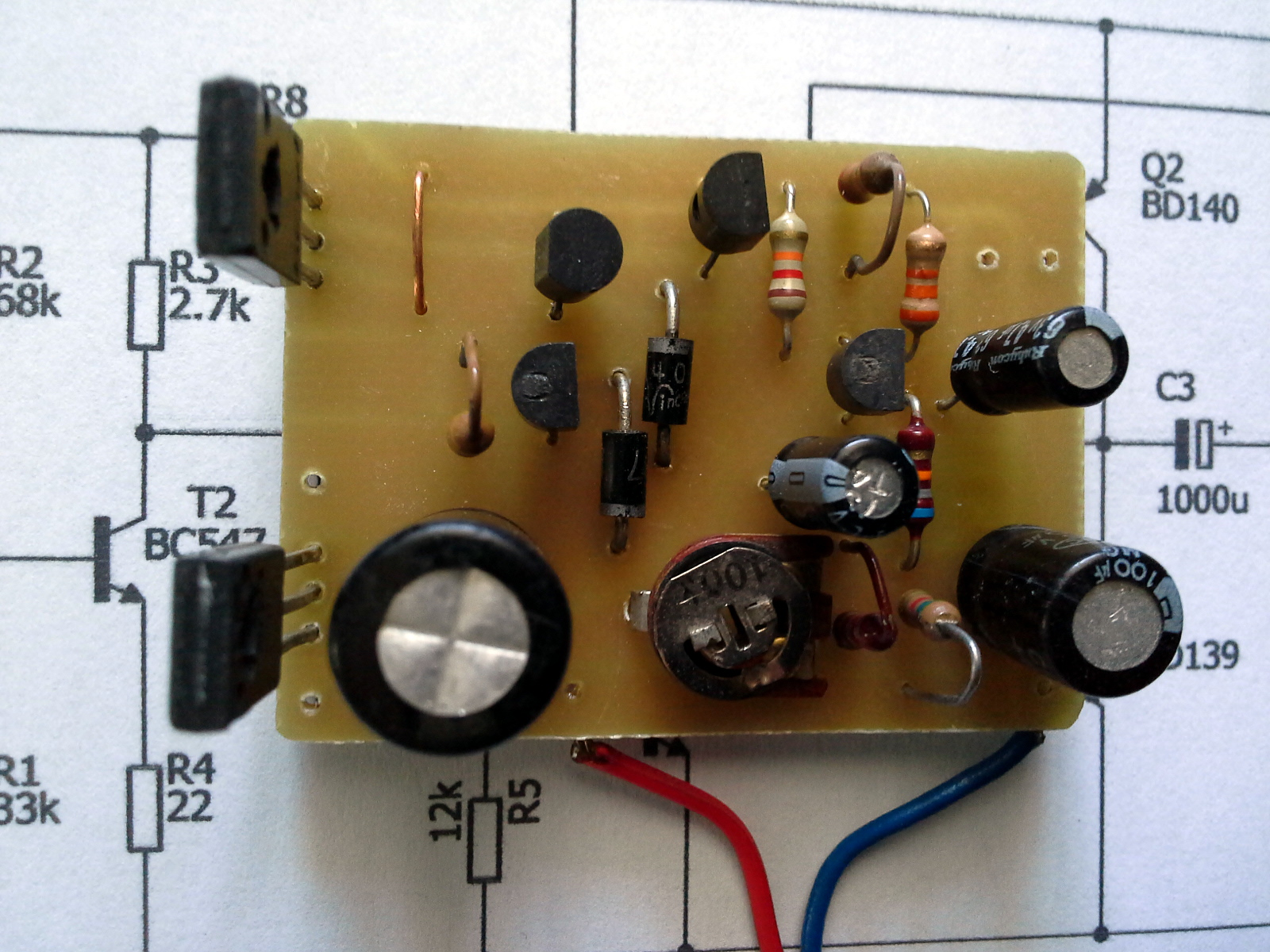 25w Audio Amplifier With Transistors One Transistor 18 W Stereo Circuit