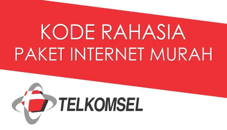 Paket Internet Tersembunyi Telkomsel 2018