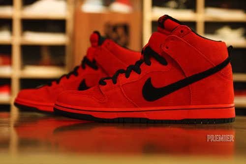 big sale edc7c 48e96 Nike SB Dunk High