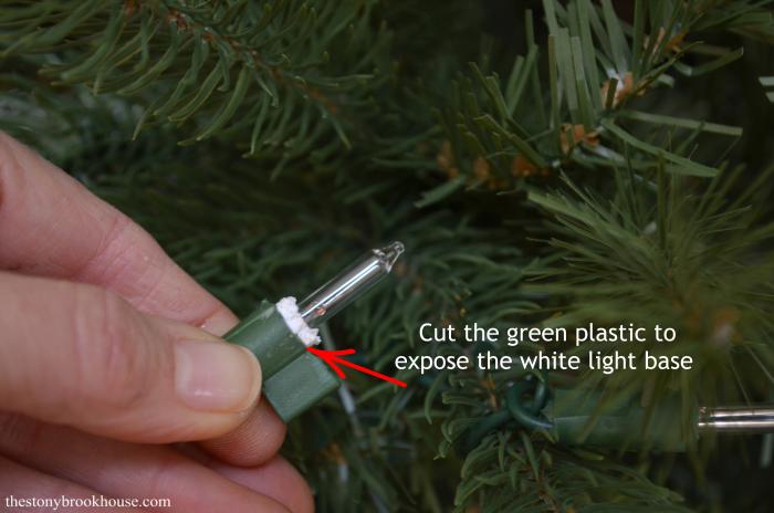 Fixing current resistor bulb