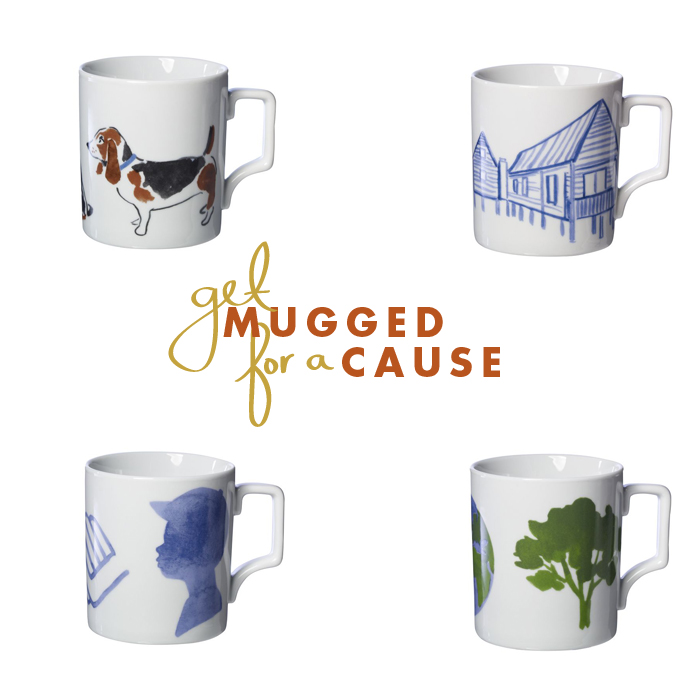 mug, holiday gift ideas, charity mugs, boys and girls club, ASPCA, West Elm, Gift Guide, Christmas, Hostess gift, giving, charity