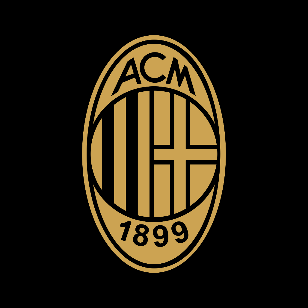 AC Milan Logo Free Download Vector CDR, AI, EPS and PNG Formats