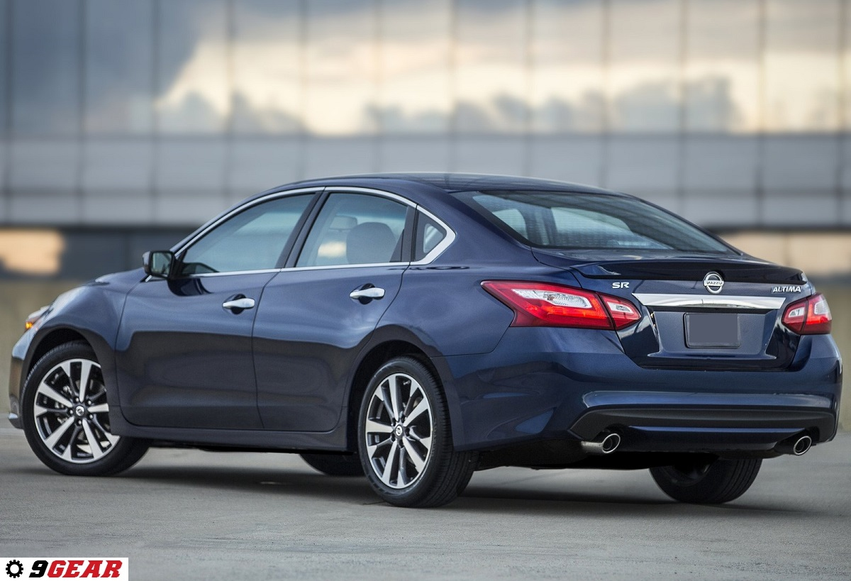 2016 Nissan Altima 2.5 S >> 2016 Nissan Altima gets SR model | Car Reviews | New Car Pictures for 2018, 2019