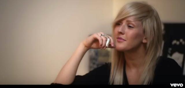 Ellie Goulding - I Know You Care [ LYRICS ]