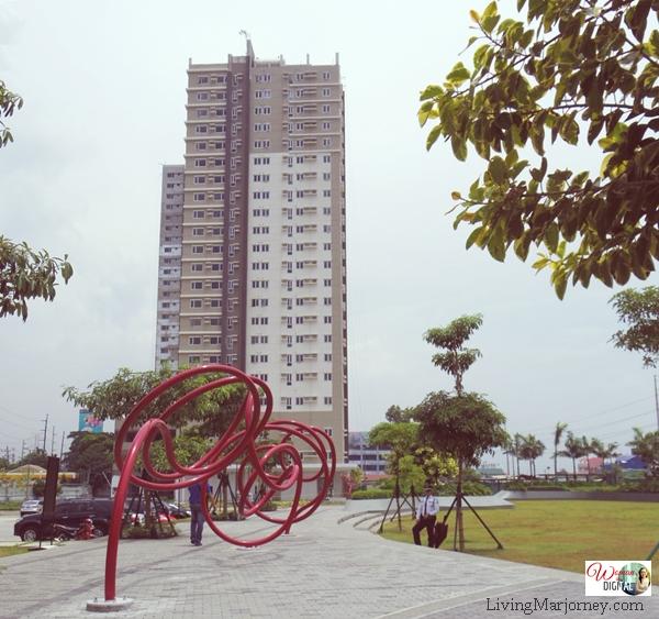 Avida Altura at the Ayala South Park District
