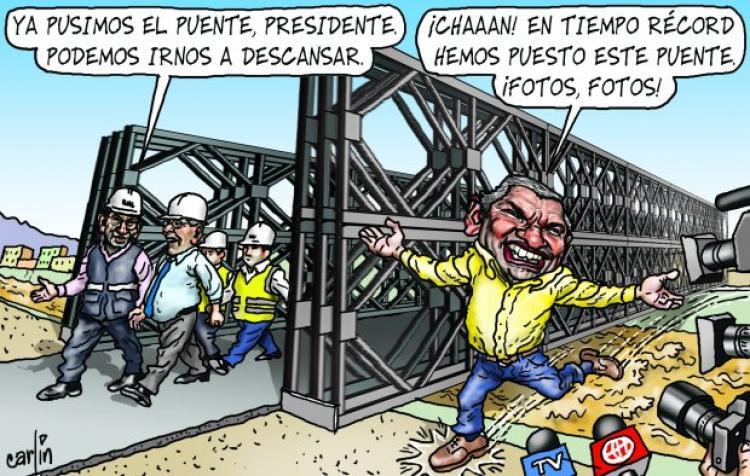Carlincaturas Jueves 16 Febrero 2017 - La República