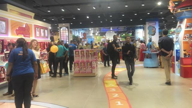 Ri Happy  no Shopping Recife