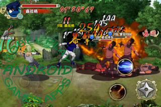Download Naruto Adventure 3D