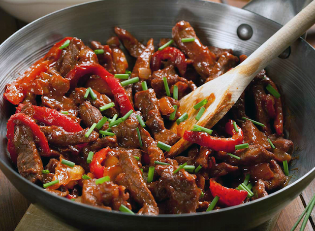 Fort Lauderdale Personal Chef - Beef Teriyaki Stir Fry Recipe