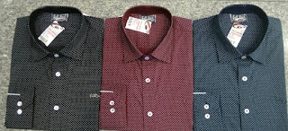 Camisas masculinas no atacado