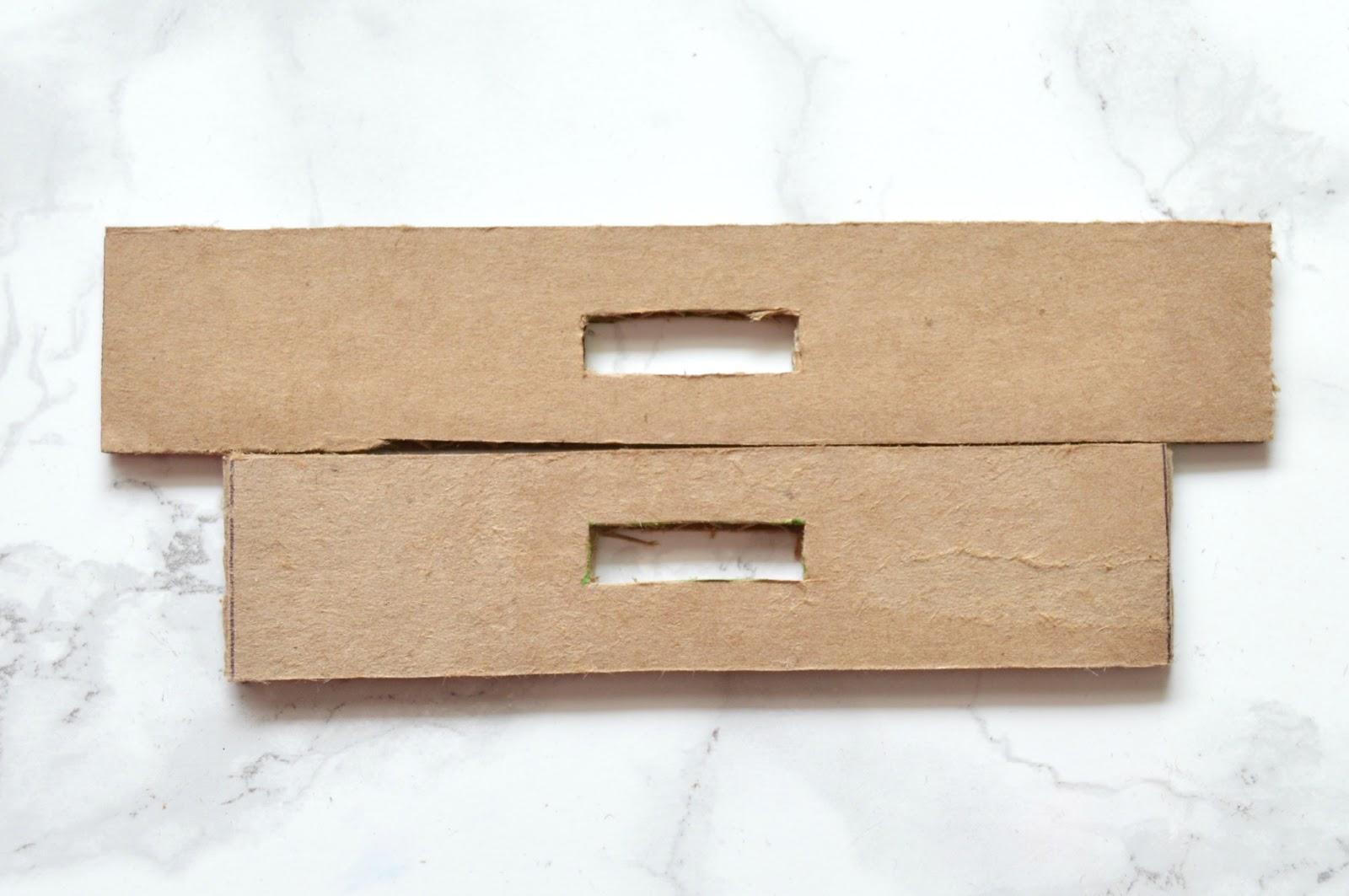 Vikalpah Diy Shadow Box Using Cardboard