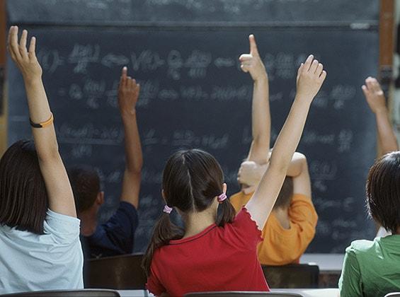 Encourager les élèves à parler en classe