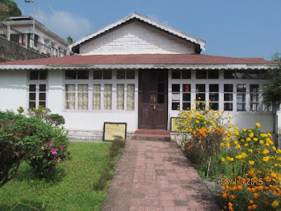 Netaji house as Museum in kurseong