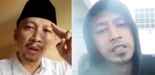 Diprovokasi Abu Janda, Rakat Aceh Marah: Hei Abu Gosong Terlaknat, Siapa Teroris?