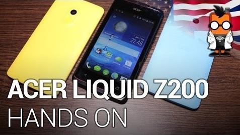 Harga HP Acer Liquid Z200 Tahun Ini Lengkap Dengan Spesifikasi Harga Rp.700 Ribuan