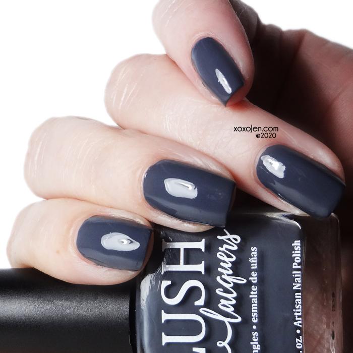 xoxoJen's swatch of Blush Flashback