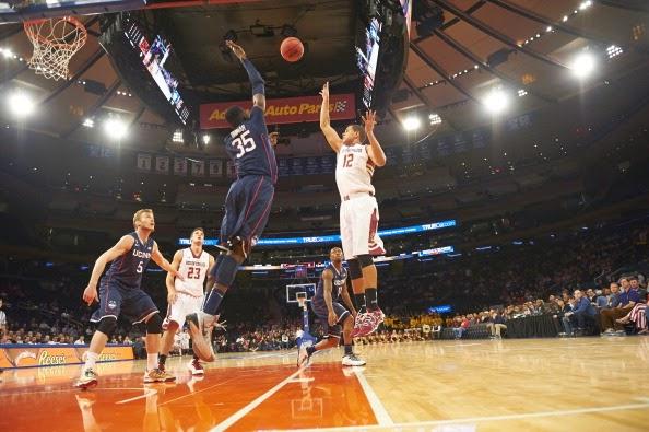 bc uconn basketball