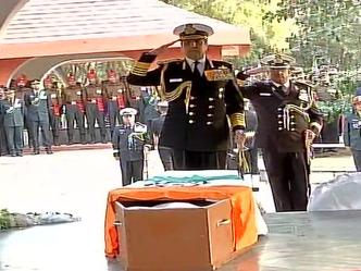 लांसनायक हनुमनथप्पा का निधन, देश भर में शोक की लहर