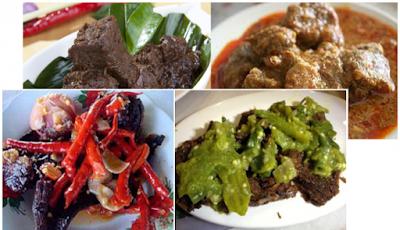 Makanan Tradisional Khas Sumatera Barat yang Populer di Penjuru Indonesia