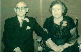 Benjamin Swaab en Sara Sealtiel bij hun 55-jarig huwelijk