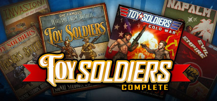 Toy Soldiers Complete pc full español iso