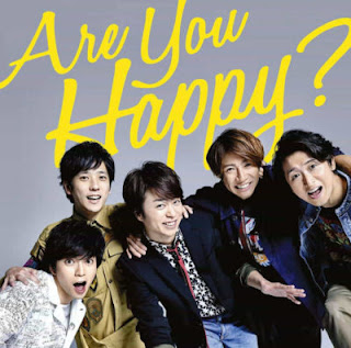 Arashi Score #1 Album Worldwide With 'Are You Happy'