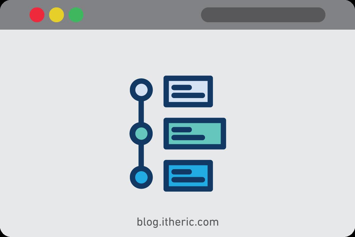 إضافة فهرس على شكل خط زمني لمدونتك,فهرس,ارشيف,اضافة صفحة فهرس,CSS