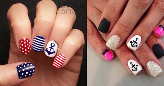 Anchor nails!