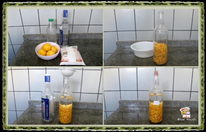 Licor de damascos 2