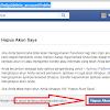Cara Mudah Hapus Akun Facebook Secara Permanen
