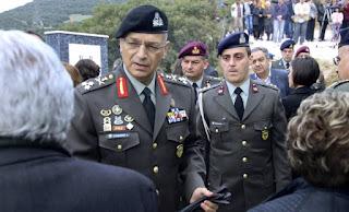 Αυστηρό μήνυμα του Αρχηγού ΓΕΣ προς την Τουρκία, με αναφορές στους δύο Έλληνες στρατιωτικούς