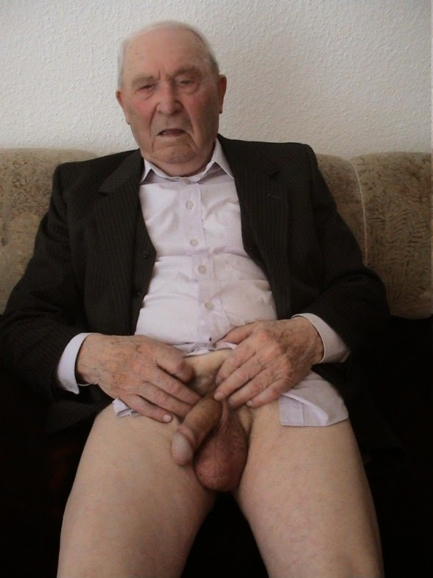Very old man gay sex