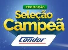 Cadastrar Promoção Condor Seleção Campeã Seara Melitta Linea Seara