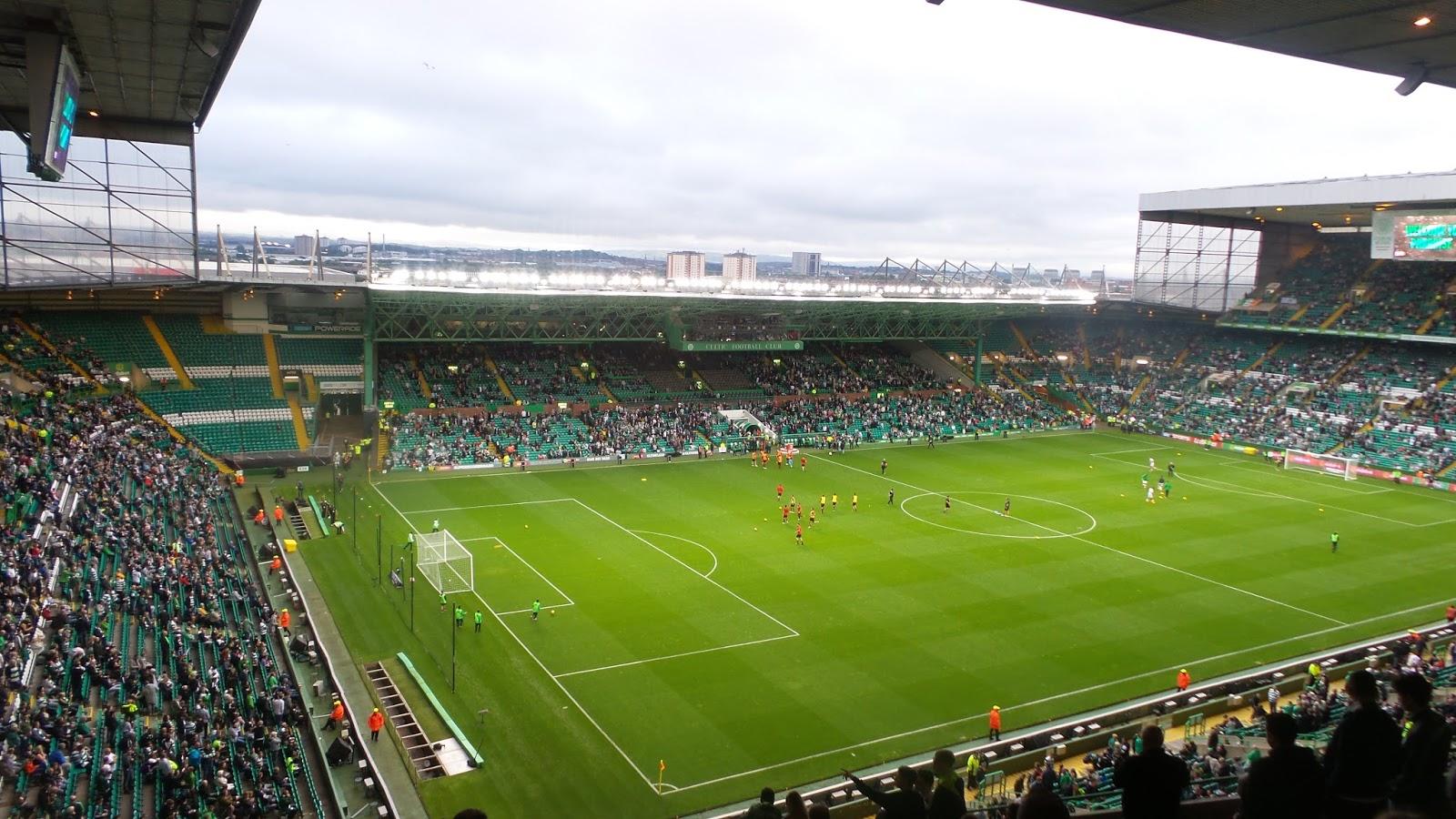 The Wycombe Wanderer: Glasgow Celtic - Celtic Park