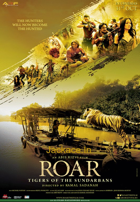 7092a9004f Roar (2014) First Look Posters
