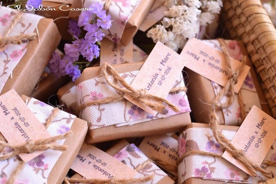 detalles de boda jabones artesanales el jabon casero