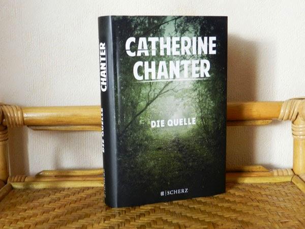 Buchsichten Rezension Catherine Chanter Die Quelle