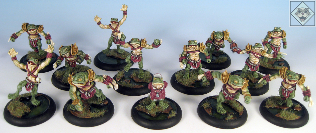 Laughing Ferret Blood Bowl Teams Hall Of Fame