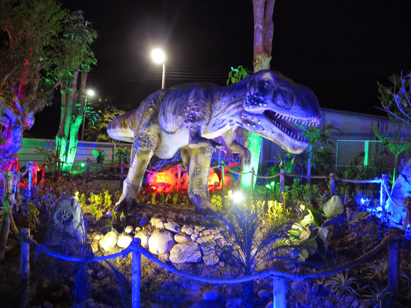 I Travel I Blog: Dinosaur Park @ Dannok