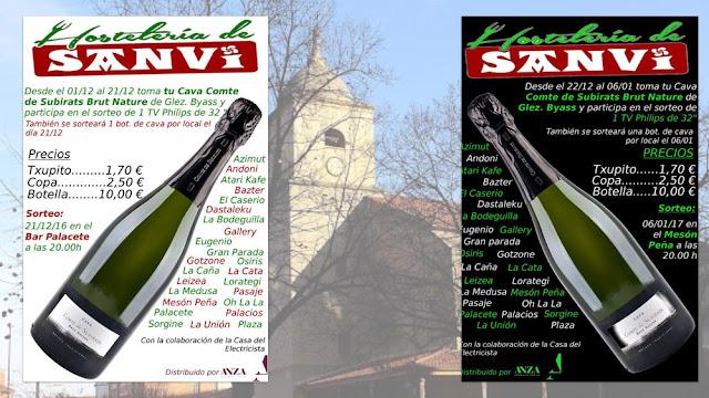 Campaña promocional de la hostelería de San Vicente