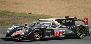 Rebellion Racing Lola B12/60 Coupe - Toyota n°12