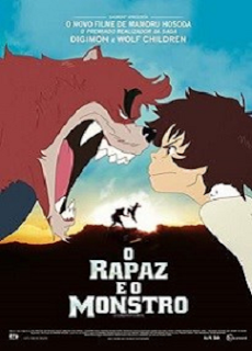O Rapaz e o Monstro – Dublado (2015)