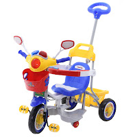 family f5923 ranger baby tricycle