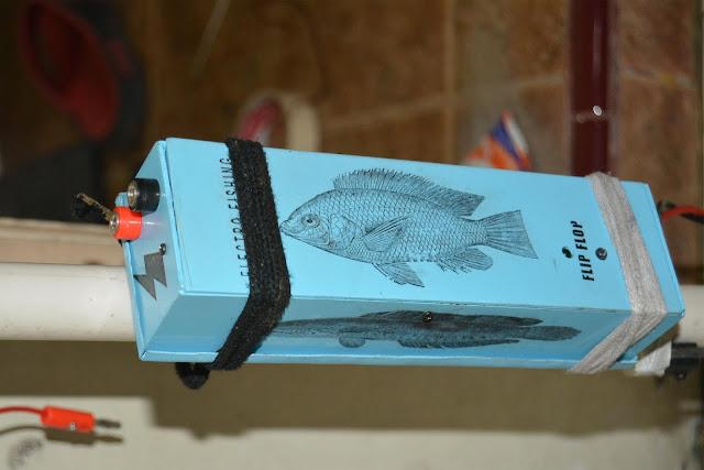 Setrum Ikan Elektronik Terbaru