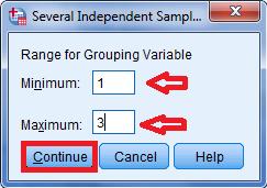 cara uji spss tatistik uji lebih dari 2 sampel nonparametrik 6