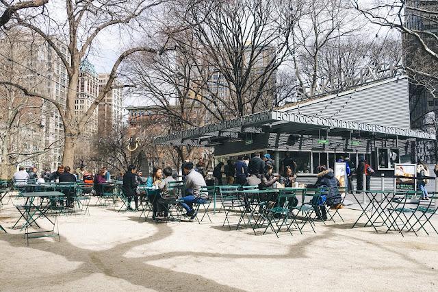 マディソン・スクエア・パーク(Madison Square Park)|シェイク・シャック(Shake Shack)