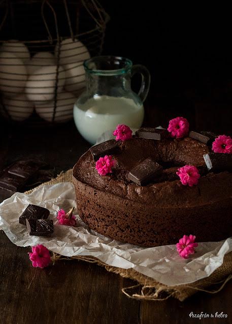 Bizcocho De Chocolate Y Yogur Griego