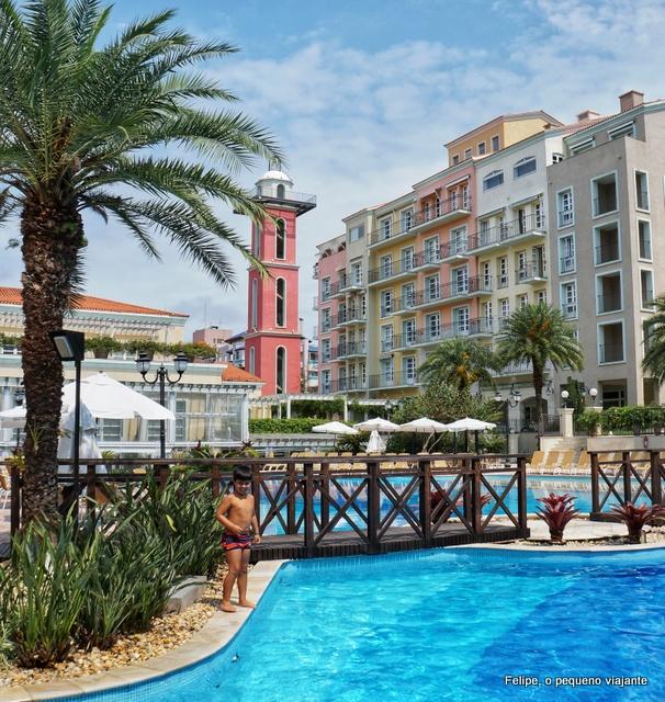 resort de luxo perfeito para famílias em Florianópolis