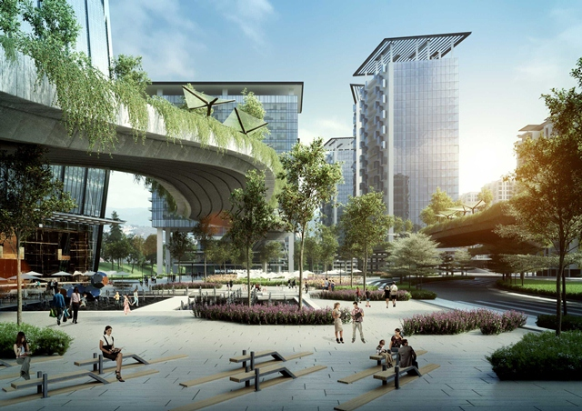 New Urbanism: De Centrum City a Gem in Kajang